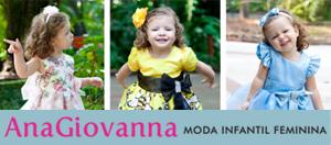 Ana Giovanna - vestidos infantis