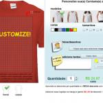 Faça camisetas com estampas personalizadas