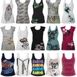 Ideias para customização de camisetas