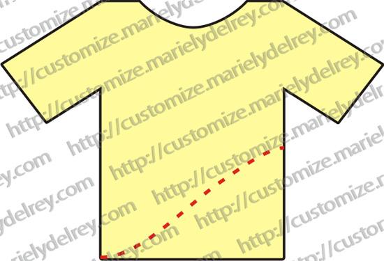 customizar_corte_de_camiseta1_customizando