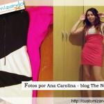 Ana Carolina transforma camiseta em vestido