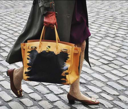 Bolsa Birkin Customizada