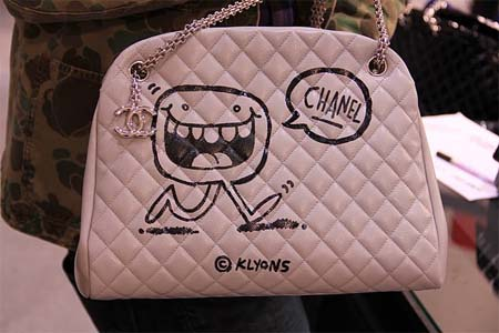 Bolsa Chanel Customizada