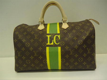 Bolsa Louis Vuitton Customizada