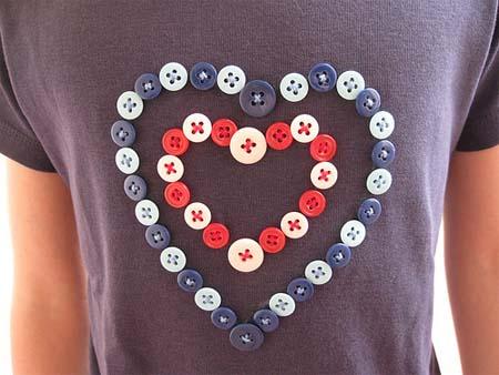 Ideias de customização de camisetas