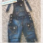 Transformando calça jeans em short ou bermuda