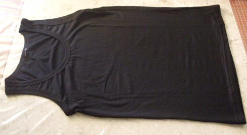 Como transformar camiseta regata em colete
