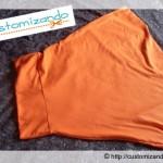 Como transformar uma saia básica em uma saia midi rendada