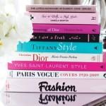 Desejo: livros importados sobre customização