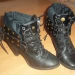 Como transformar botas de cano alto em ankle boots
