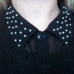 Ideias de customização de gola de camisa