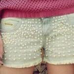 10 ideias pra customizar seus shorts