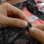 Customizando minha blusinha da Lunender