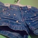 6 ideias para customização de short jeans