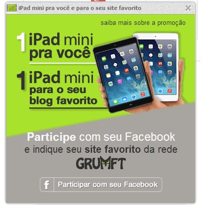 ipad-mini-gratis-sorteio
