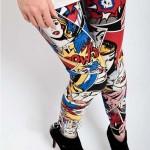Inspiração: leggings estampadas