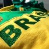DIY Como customizar camiseta para Copa do Mundo Brasil