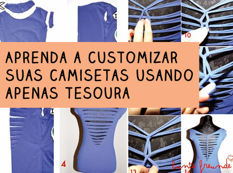 Customizar camisetas