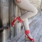 Como aumentar o comprimento da calça
