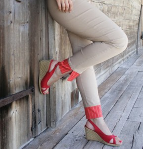 DIY Como aumentar comprimento da barra da calça