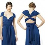 Twist wrap dress: 1 vestido e muitas formas de usar