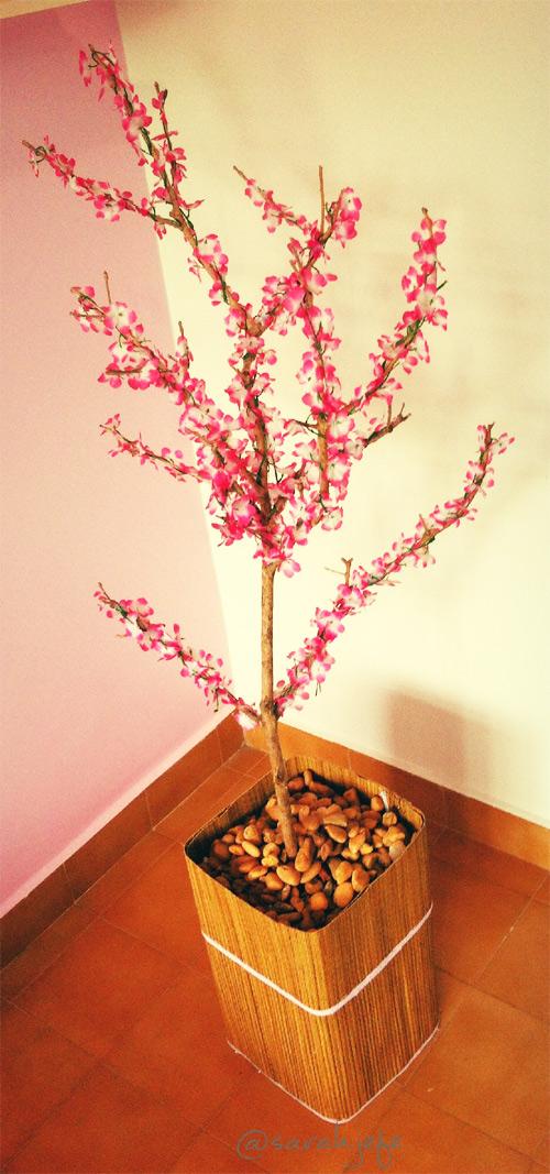 Como fazer árvore decorativa