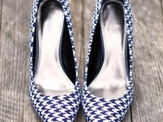 Como forrar sapato