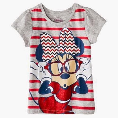 Inspiração: Minnie Mouse - camiseta