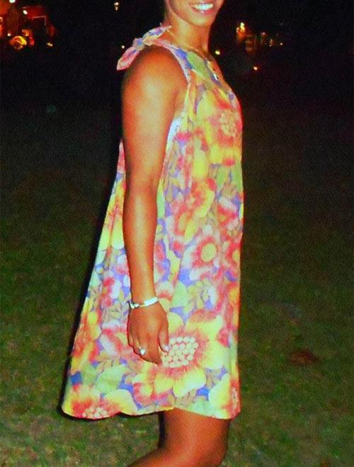 Vestido Chita Estonada
