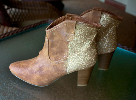 customizar-bota-glitter