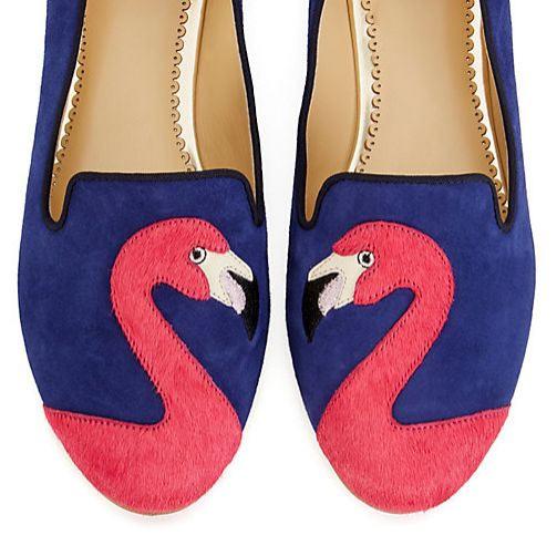 Inspiração: flamingos