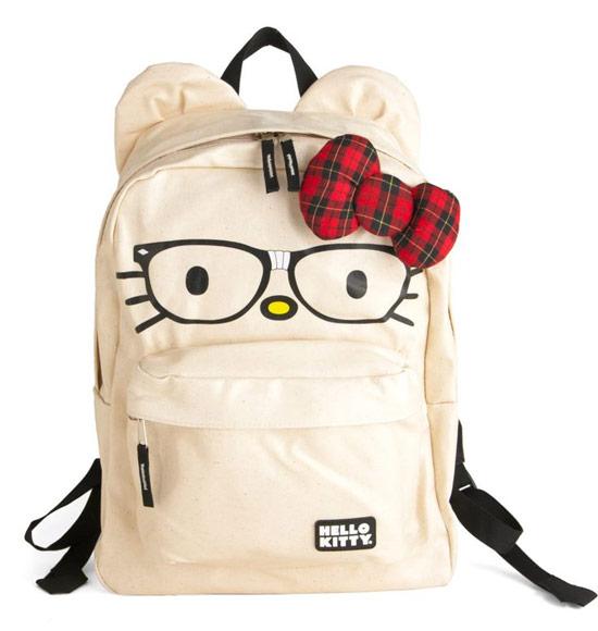 Inspiração Hello Kitty - mochila