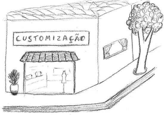 Dúvidas dos leitores - negócio de customização