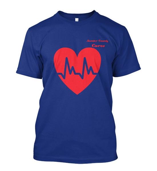 Inspiração coração - camiseta masculina