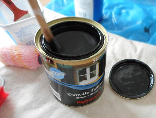 Como pintar parede de lousa