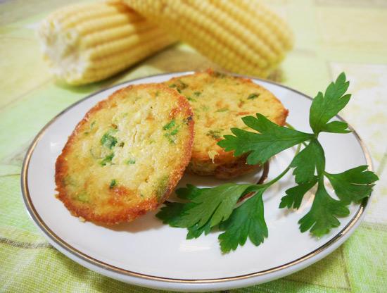 Receita de bolo salgado de milho verde
