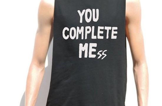 Customização camiseta masculina