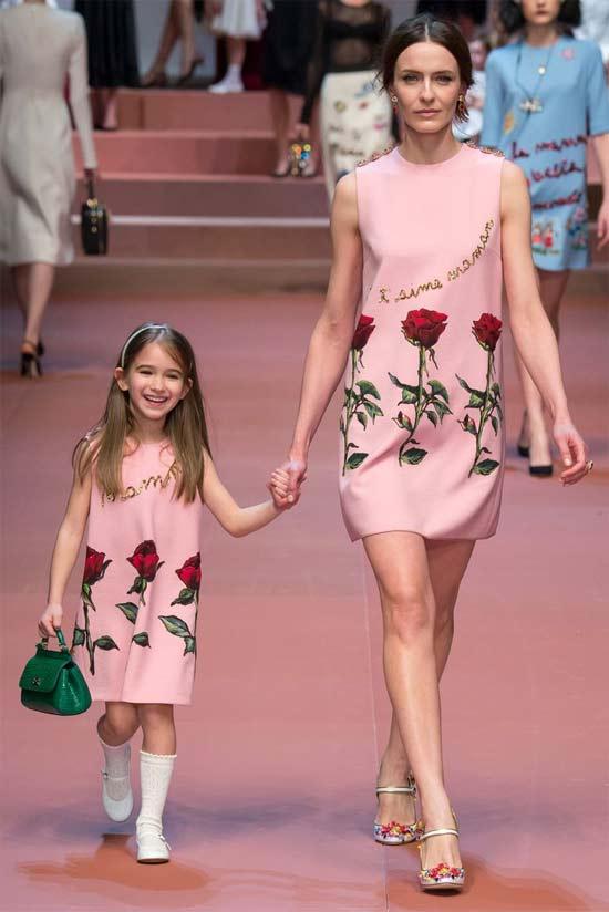 Inspira o vestidos de m e e filha customizando blog de customiza o de roupas moda Style me pink fashion show