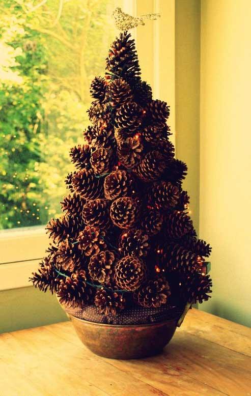 25 Árvores de Natal diferentes, baratas e originais