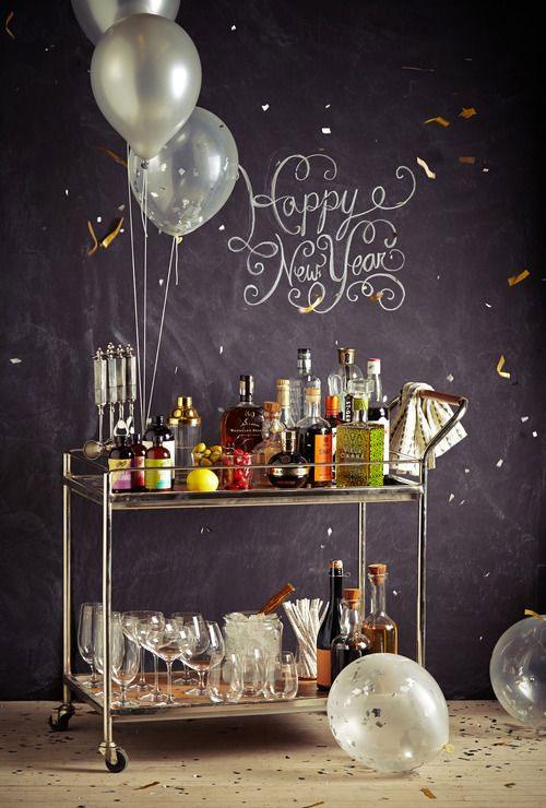Decoração Ano Novo