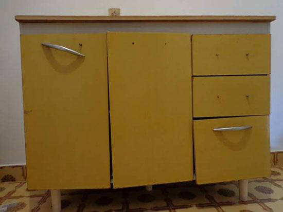 Como restaurar um armario de cozinha de aco - Restaurar armario ...