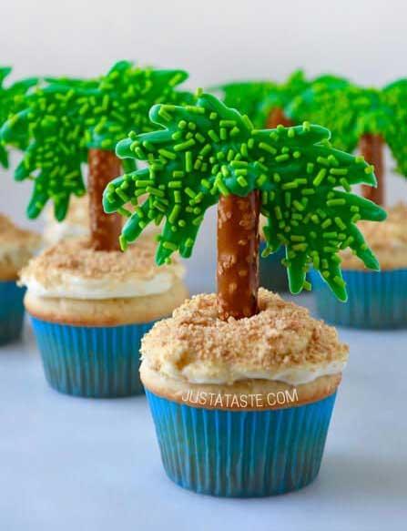 Inspiração: coqueiros