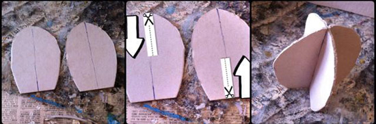 Como fazer cacto de papel