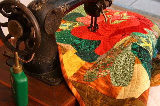 Máquina de Costura Patchwork